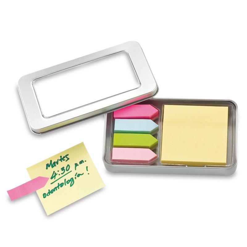 Sticky Notes en Aluminio