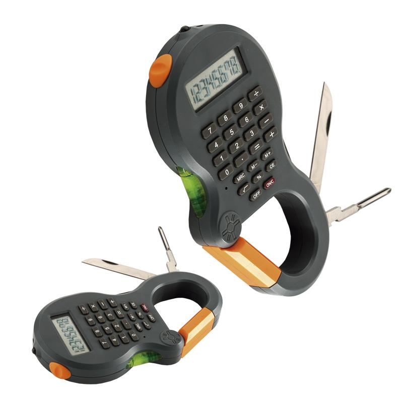 Set de Herramientas Carabinero con Calculadora - OFERTA