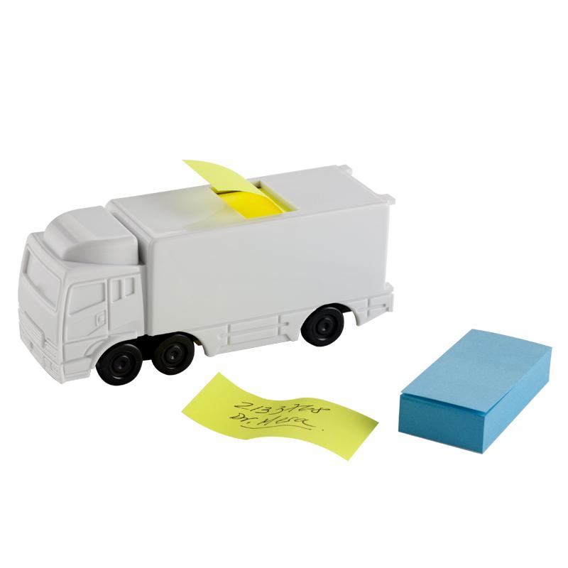 Sticky set truck
