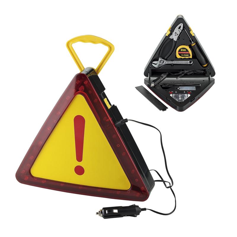Herramientero de emergencia Triangulo - OFERTA