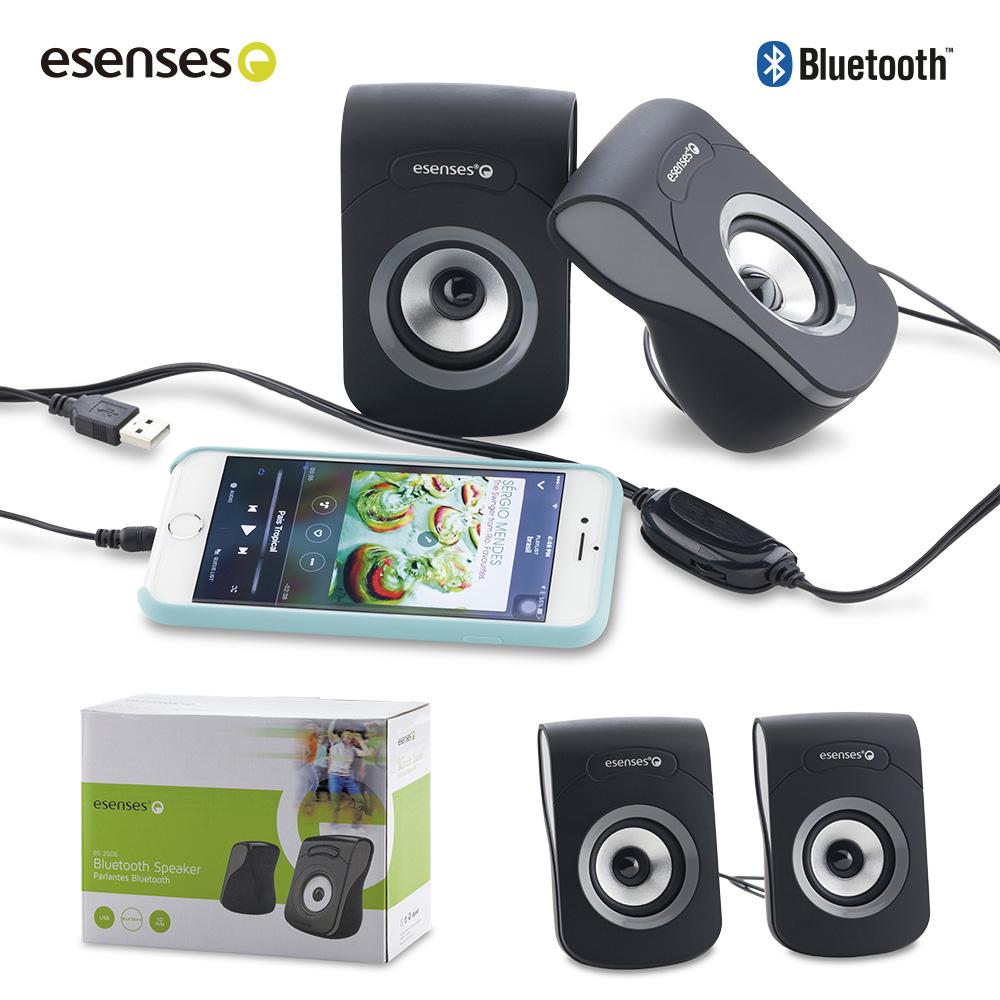 Set de Speaker Bluetooth Esenses