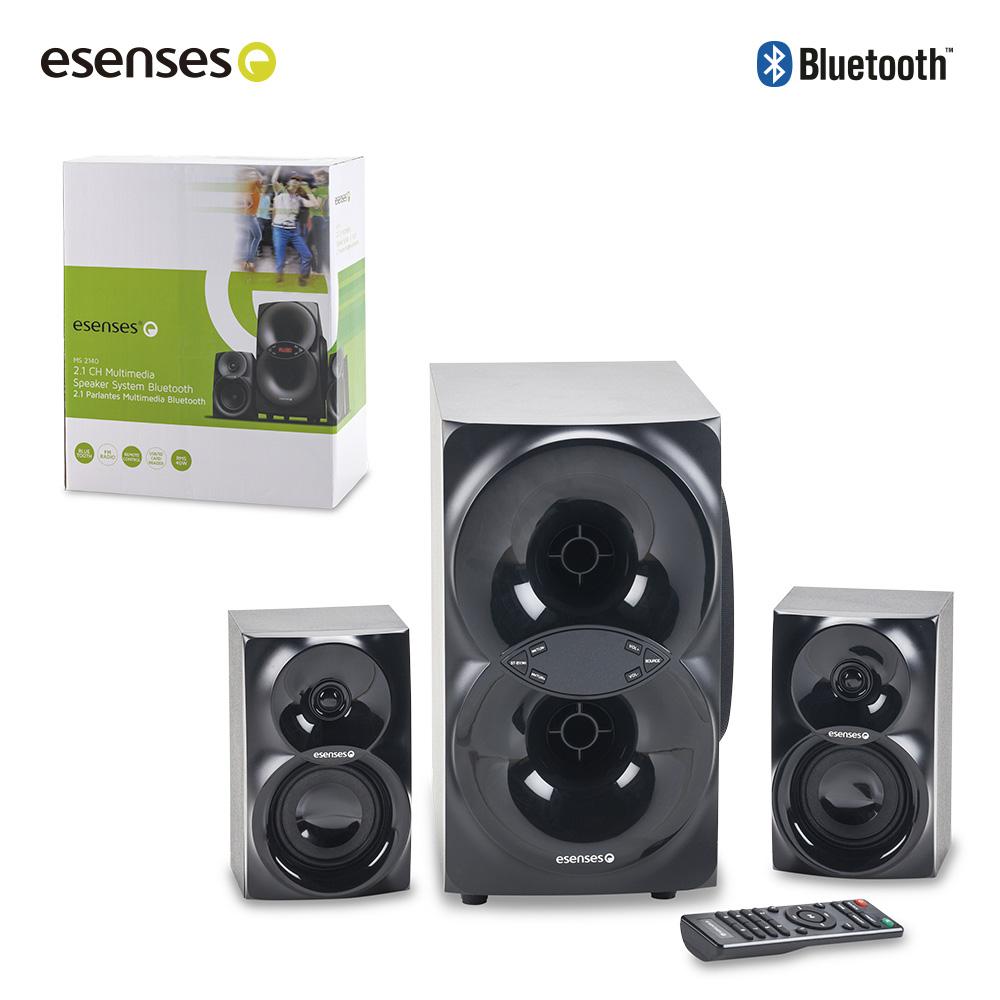 Set de Speaker Bluetooth Multimedia Esenses