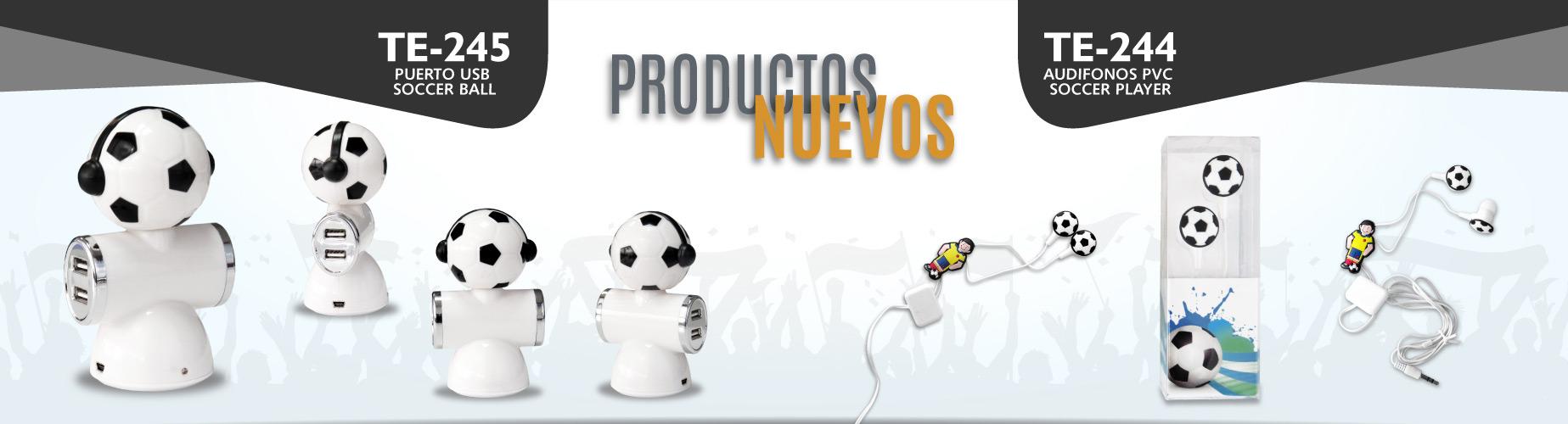 Productos Nuevos