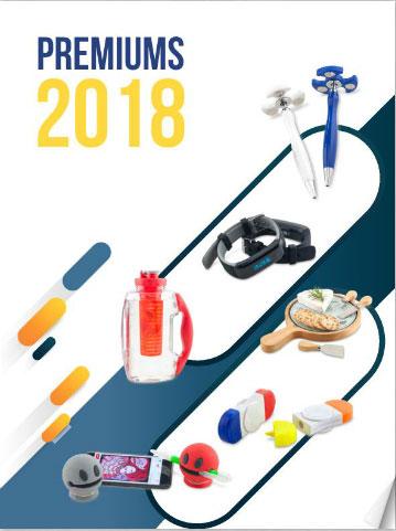 Catálogo Premiums 2018