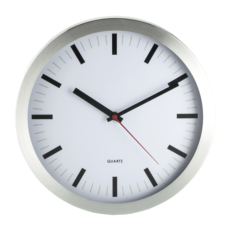Wall Metal Clock