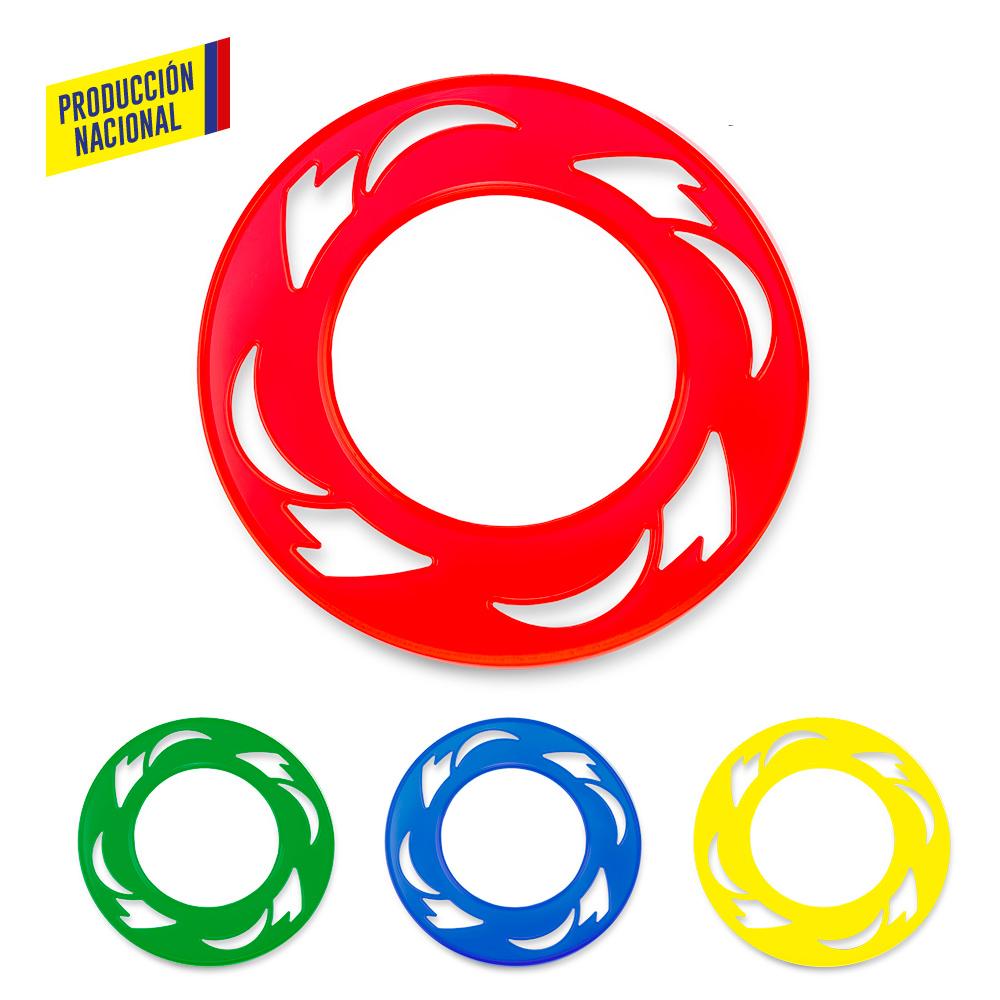 Frisbee Dínamo - Producción Nacional