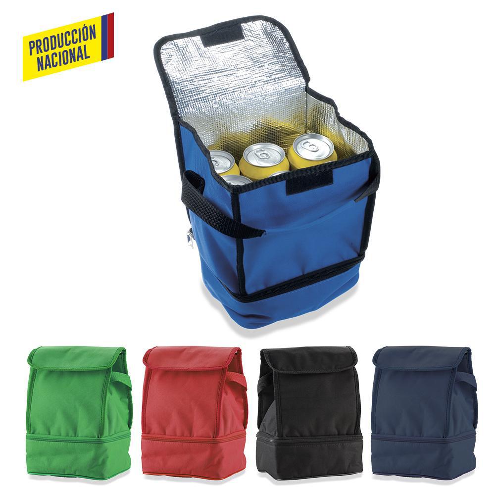 Mininevera Cooler Con Portacomida - Producción nacional