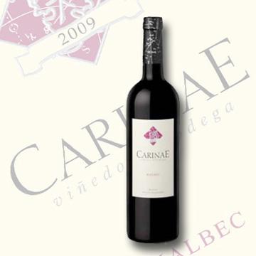 Vino Carinae G. Reserva Malbec