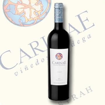 Vino Carinae G. Reserva Syrah