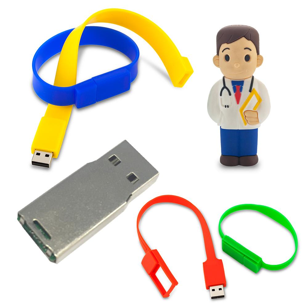 Chip para Memoria USB Manilla Bandy (OF-228)