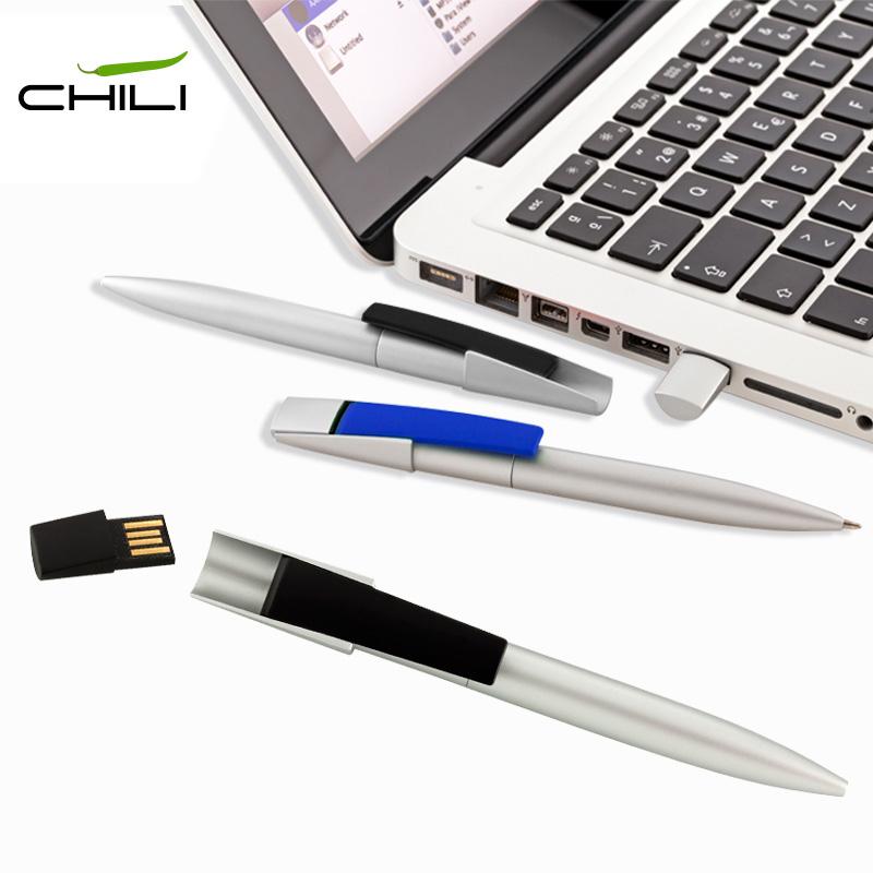 Memoria USB Boligrafo Shell - OFERTA