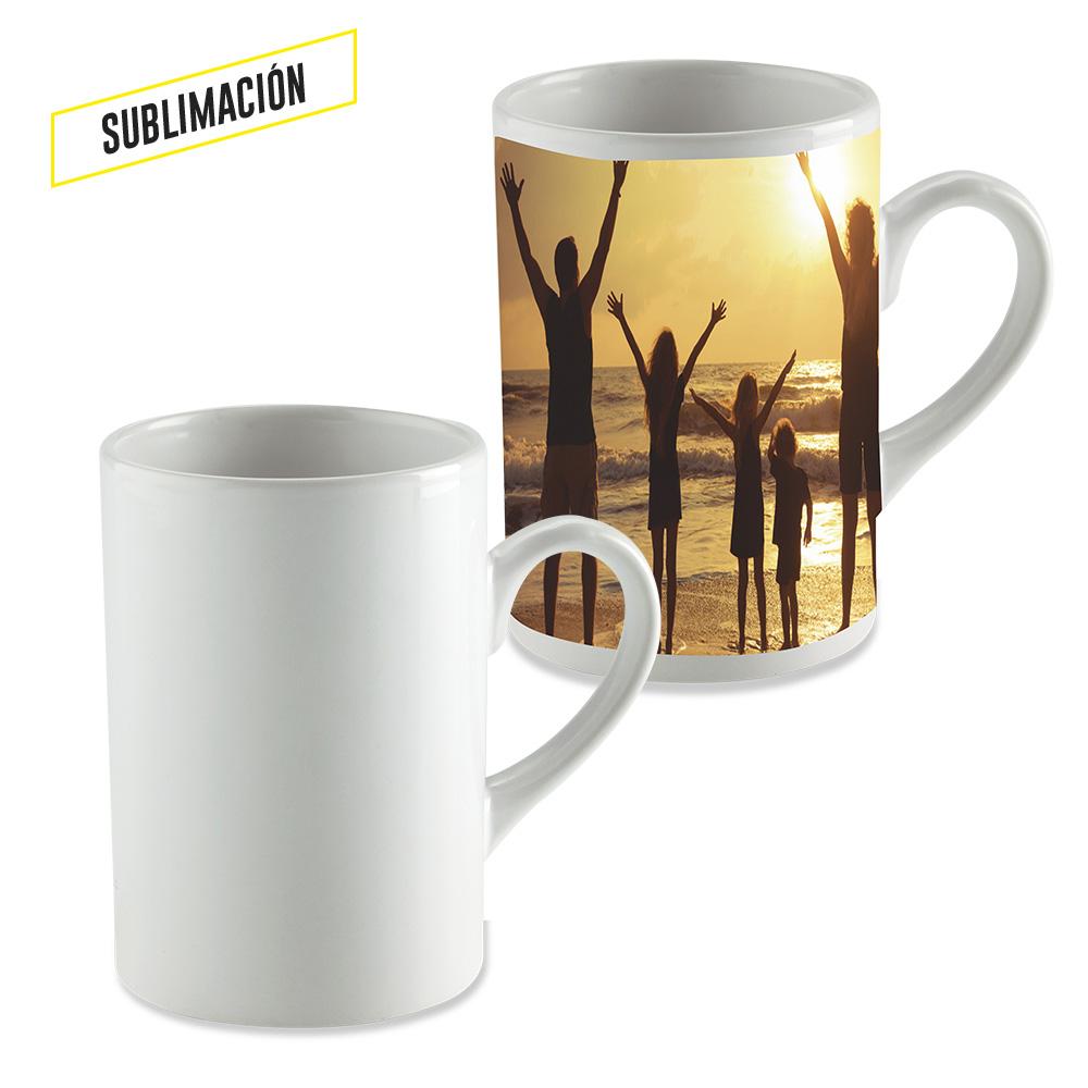 Mug para sublimación 10oz