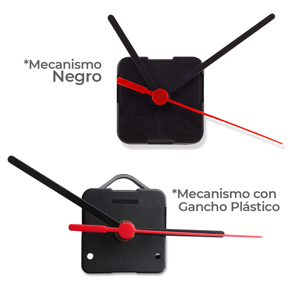 Mecanismo para Reloj Análogo con manecillas