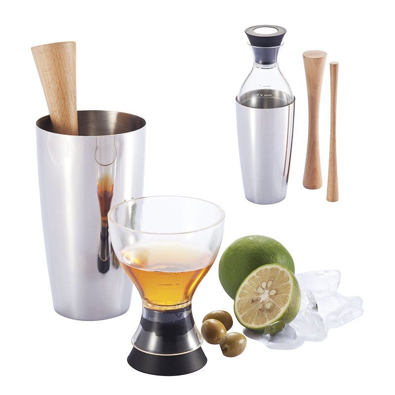 Set para Coctel James-OFERTA