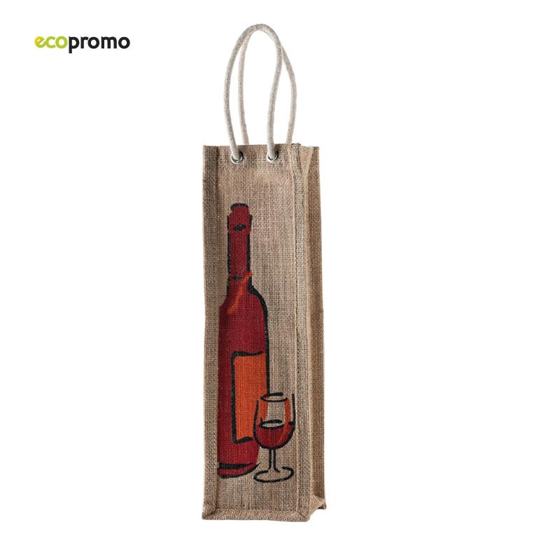 Bolsa en Yute Wine