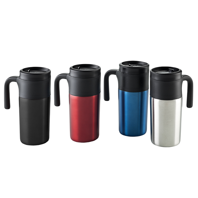 Mug Metalico Sunrise 330ml - OFERTA