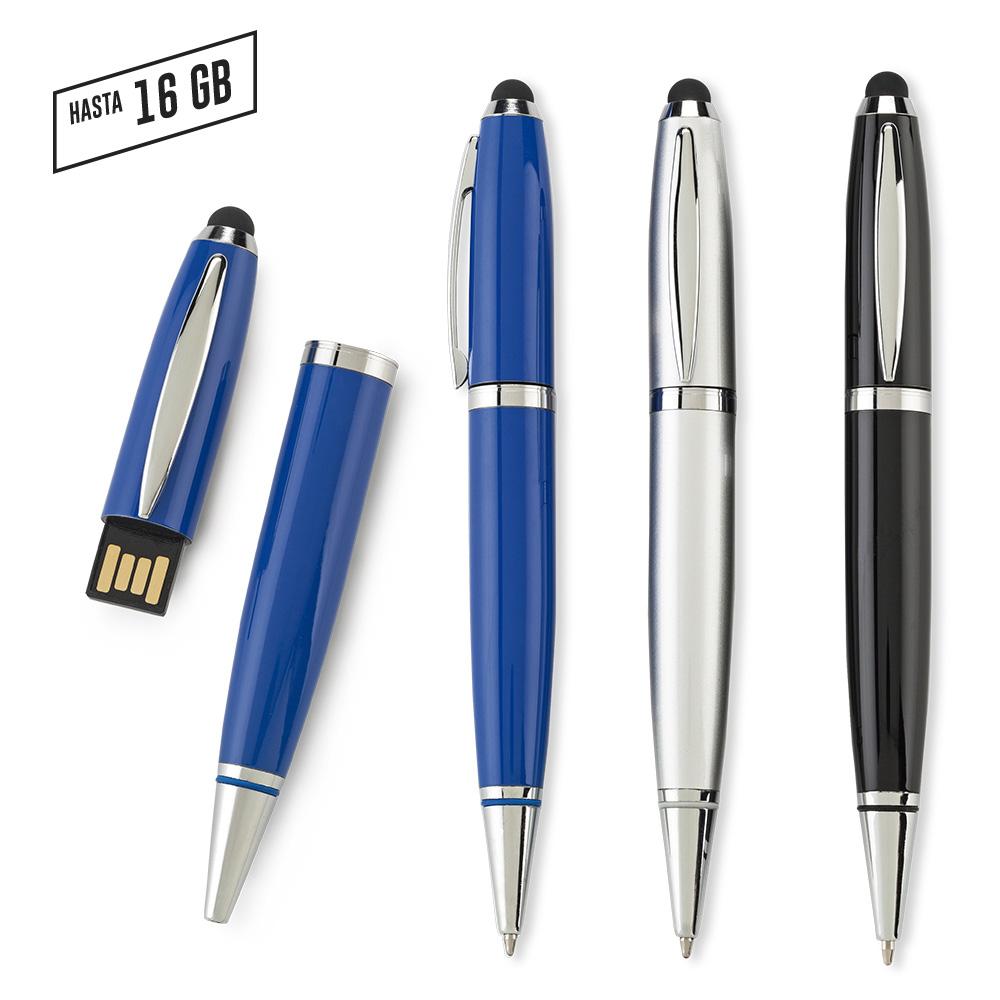 Memoria USB Boligrafo King PRECIO NETO
