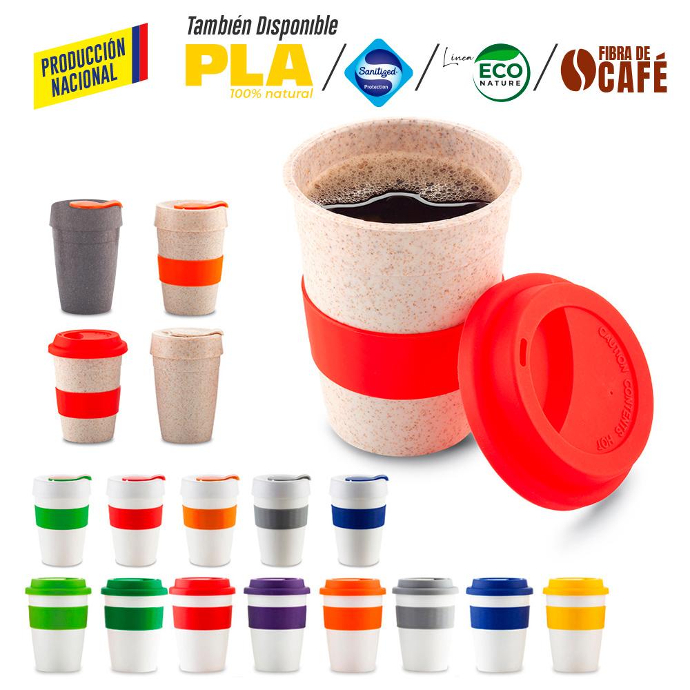 Mug Plastico Orbit 12oz - Producción Nacional PRECIO NETO