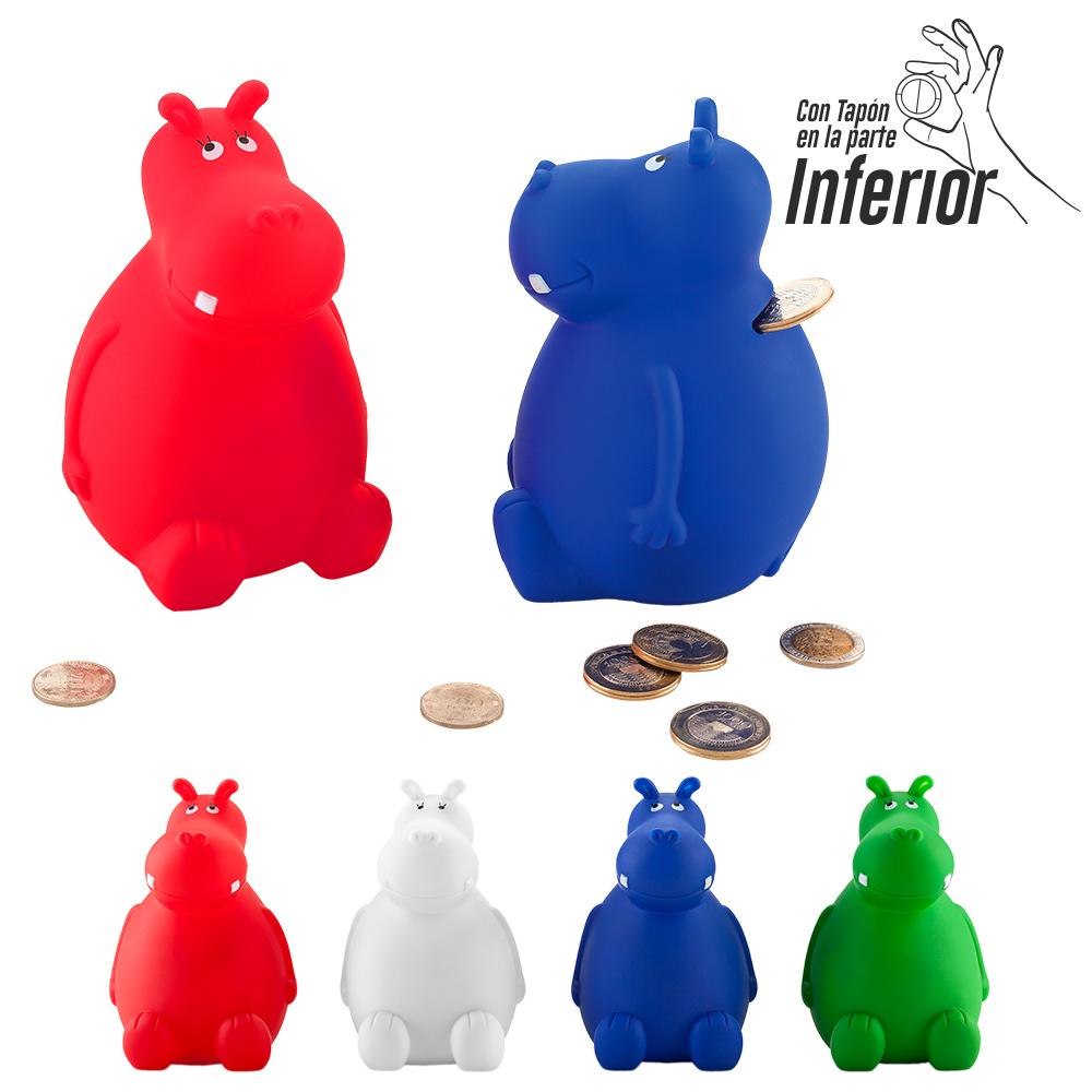 Alcancia Hippo