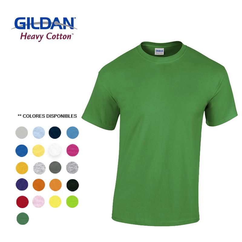 GILDAN CAMISETA T-SHIRT ADULTO TALLA S