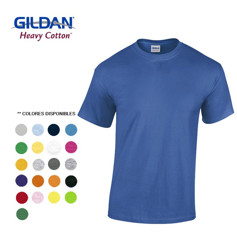 GILDAN CAMISETA T-SHIRT ADULTO TALLA M