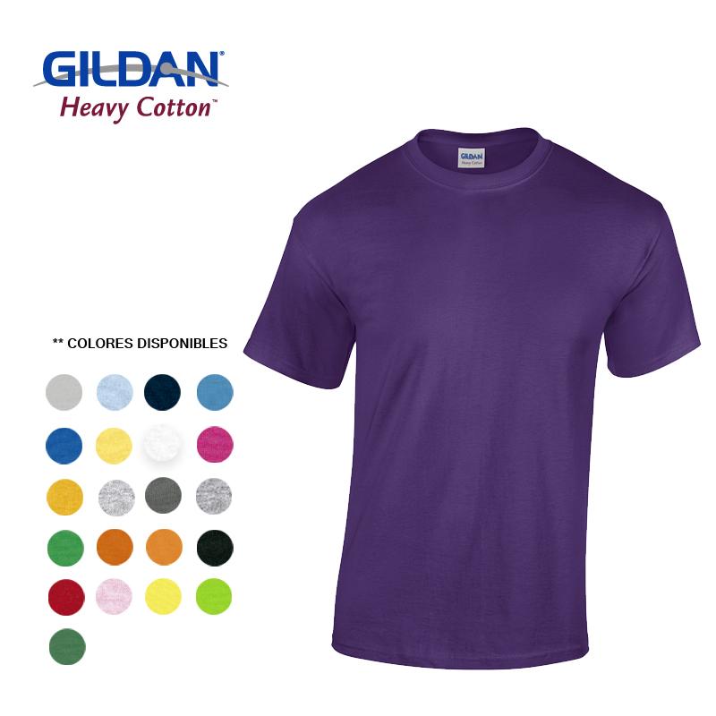 GILDAN CAMISETA T-SHIRT ADULTO TALLA L