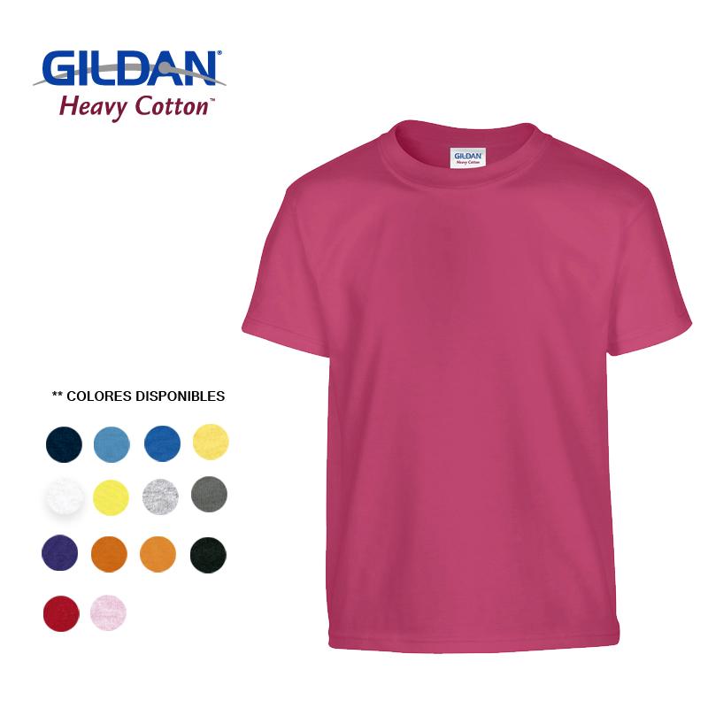 GILDAN CAMISETA T-SHIRT JUVENIL TALLA XL