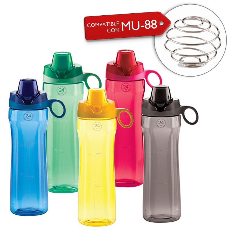 Botilito Plástico Foster 600ml - OFERTA