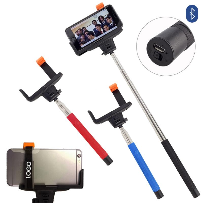 Soporte para Movil Monopod Selfie con Bluetooth-OFERTA