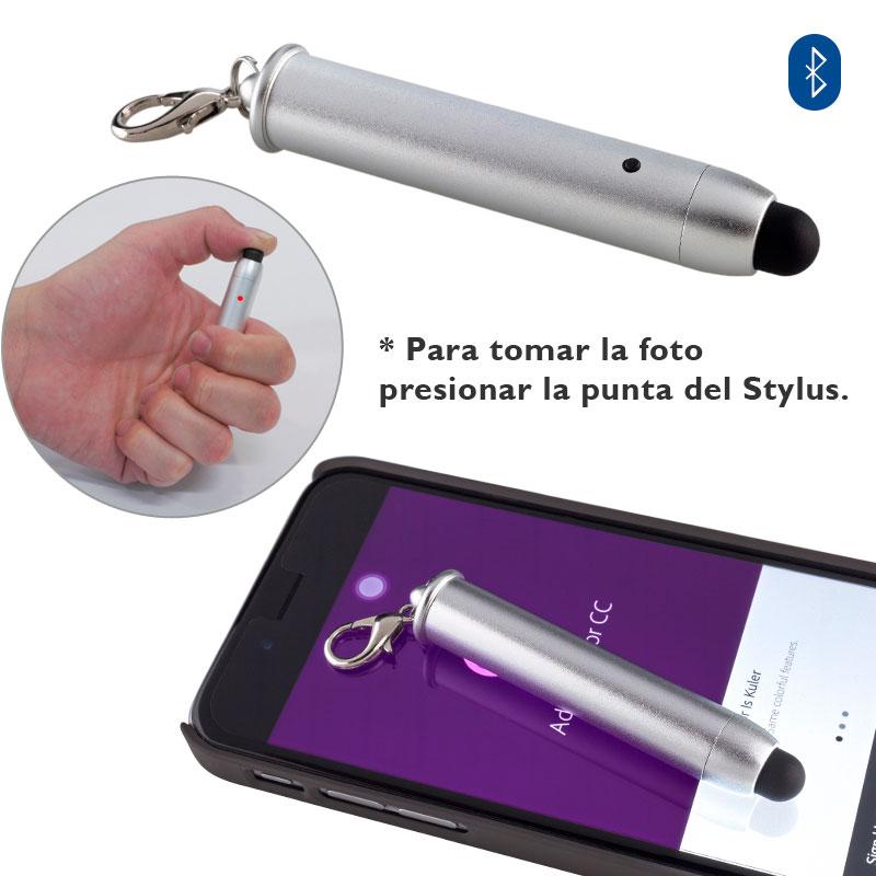 Control disparador Bluetooth para Selfie y Stylus - OFERTA