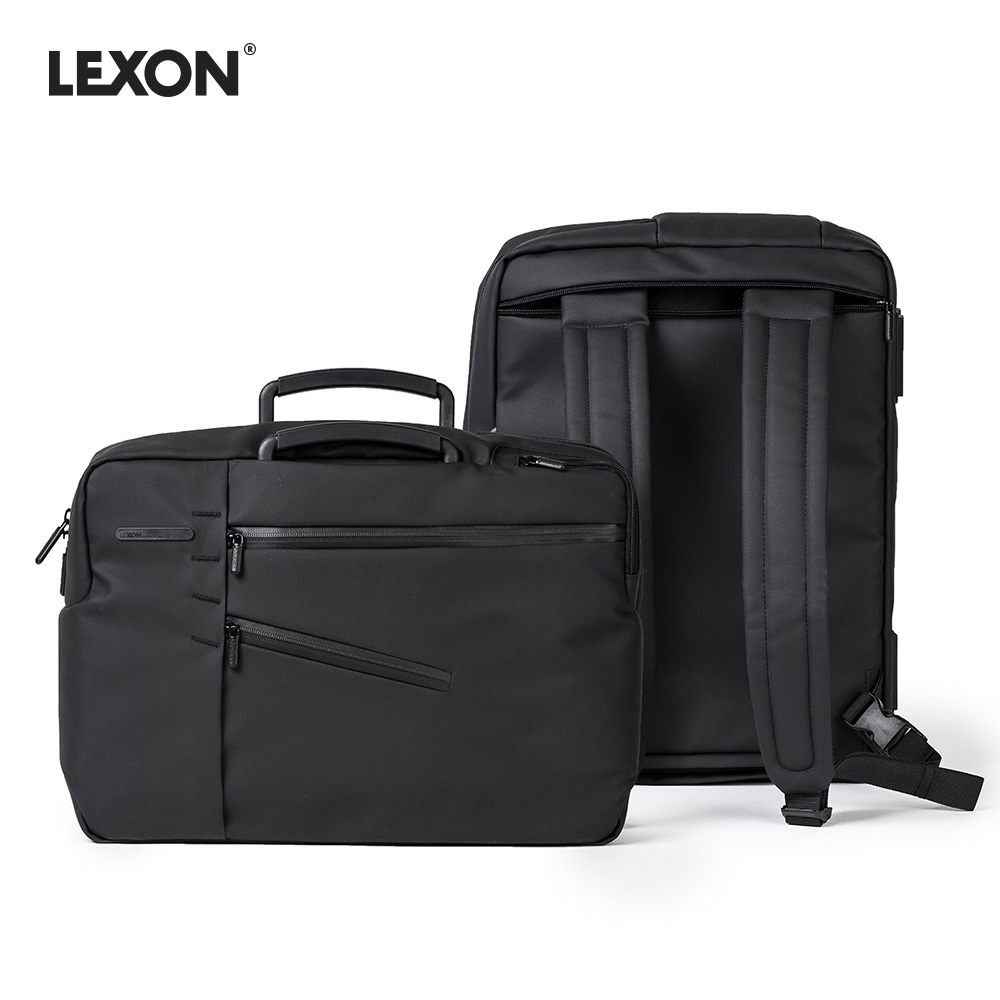 Morral Backpack portadocumentos Challenger Lexon