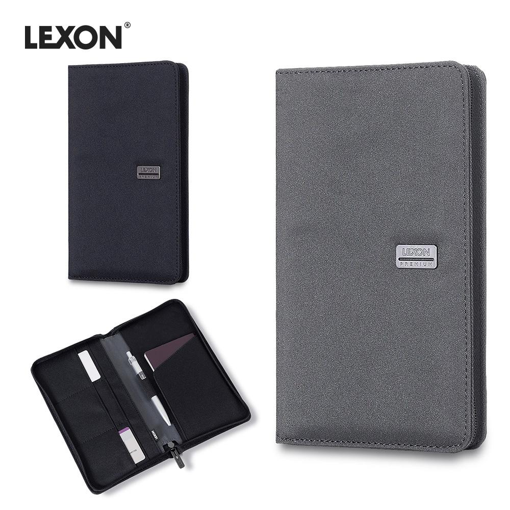 Portapasaporte Premium II Lexon