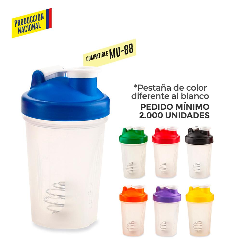 Mug plastico Shaker 14 oz - Producción Nacional