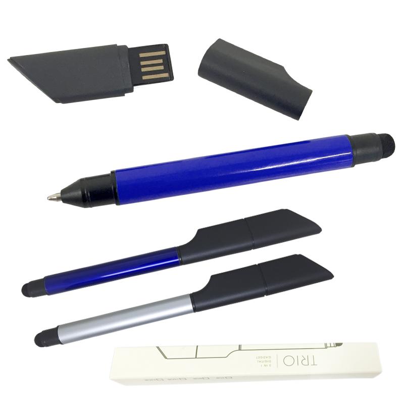 Memoria USB Boligrafo Tri-O OFERTA PRECIO NETO