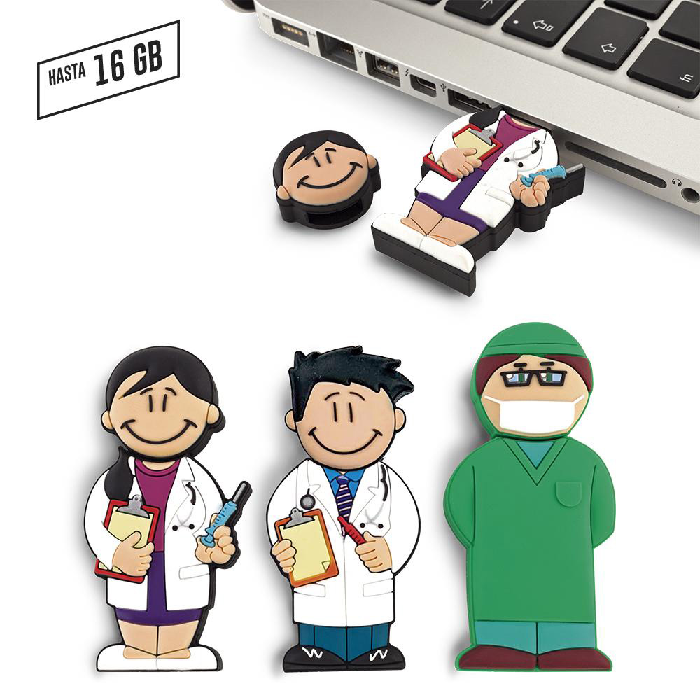 Memoria USB Medic (Ver OF-228-CH)