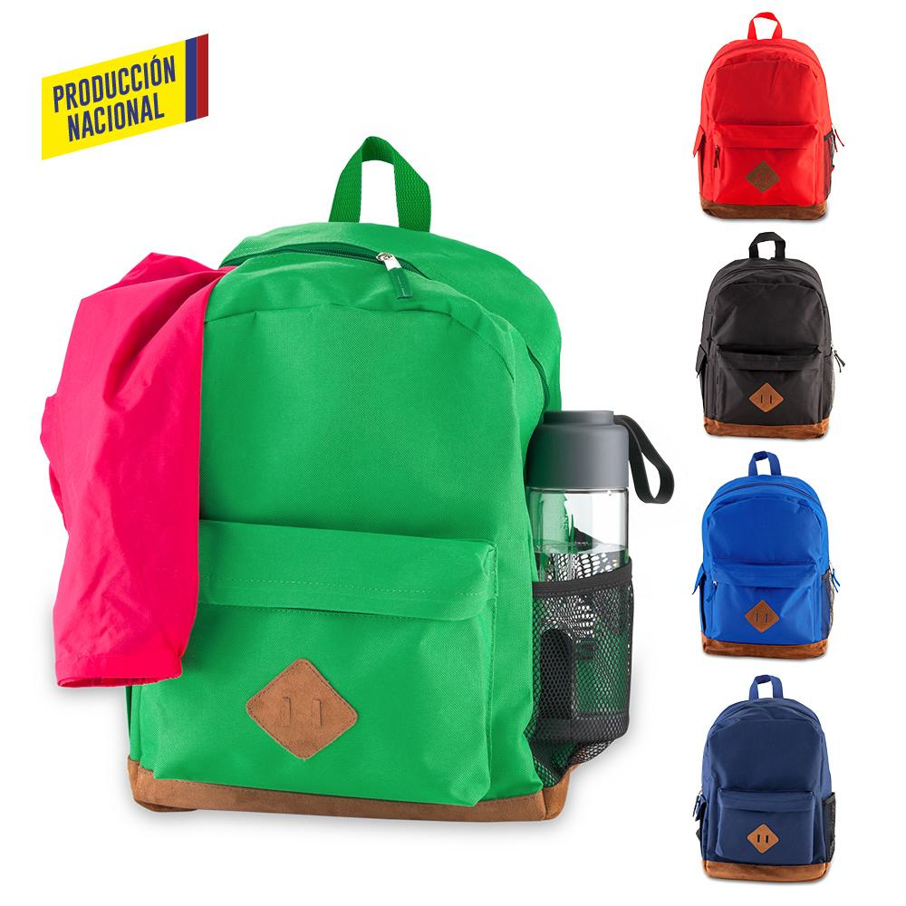 Morral Backpack Rush - Producción Nacional