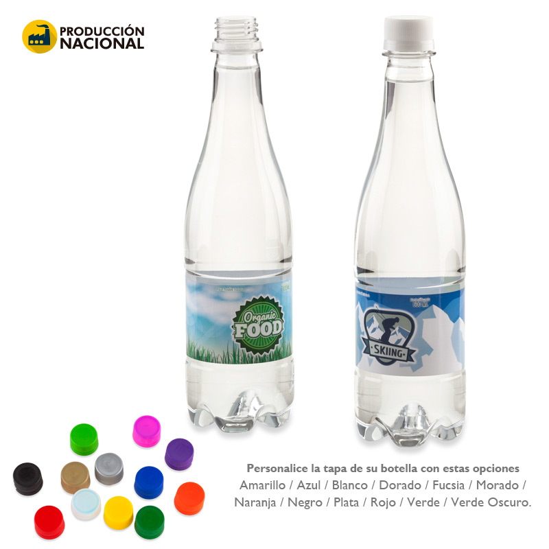 Agua Paris 600ml - Produccion Nacional