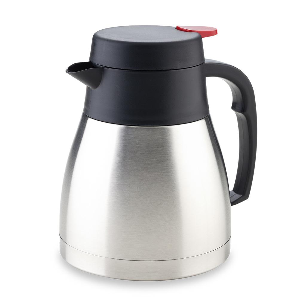 Jarra Cafetera en Acero Inoxidable 1 Litro