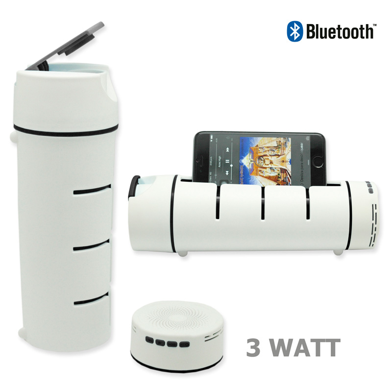 Botilito Plastico con Speaker IWater 530ml