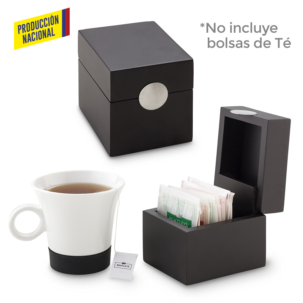 Caja De Te- Produccion Nacional