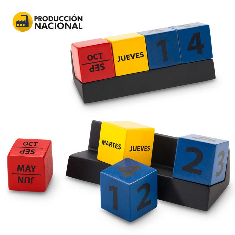Calendario Perpetuo - Producción Nacional