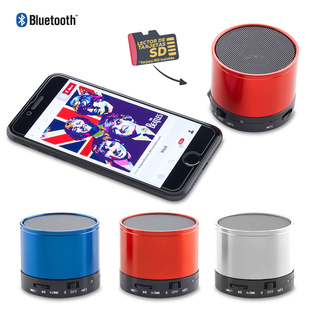 Speaker Bluetooth Staff