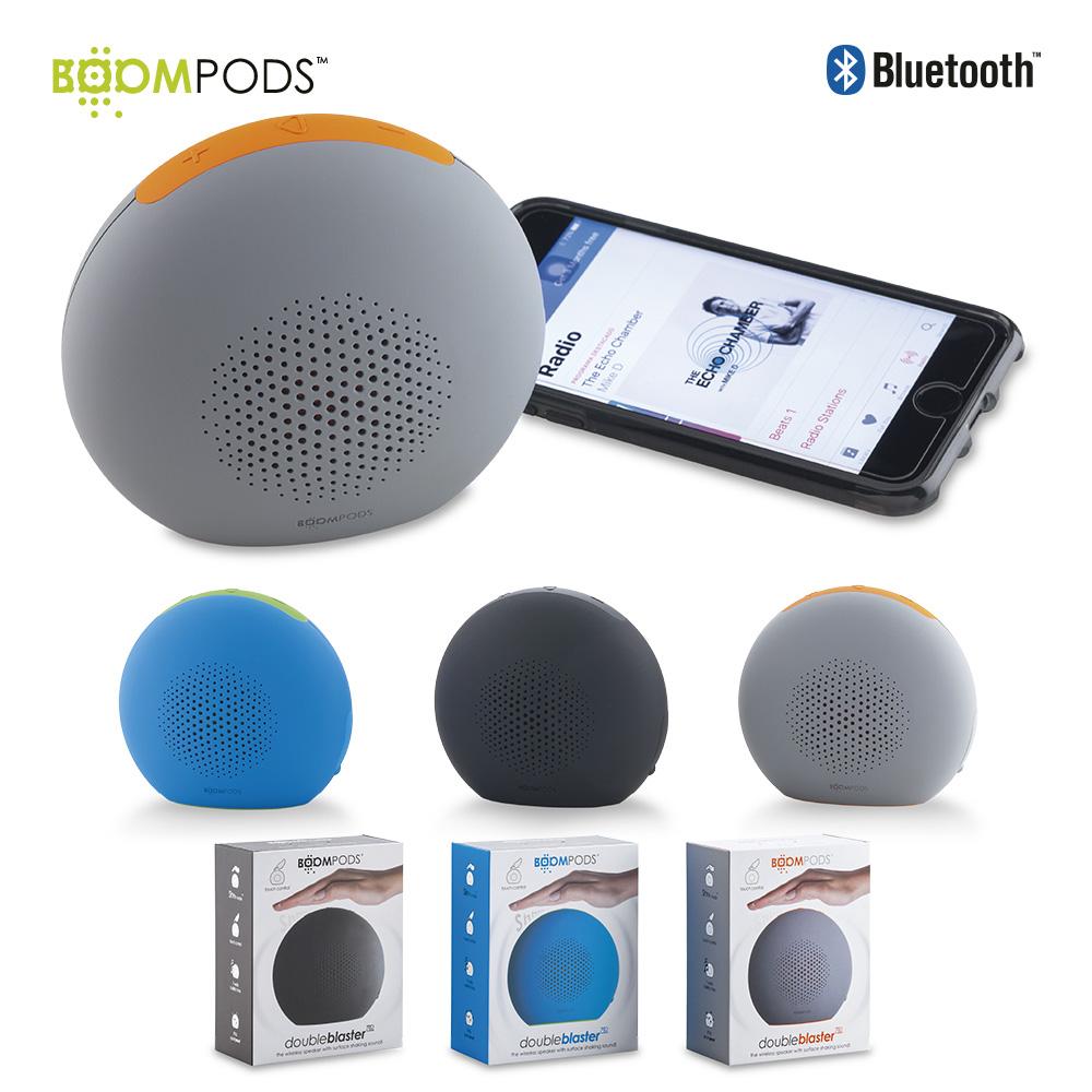 Speaker Bluetooth Doubleblaster 2 Boompods PRECIO NETO