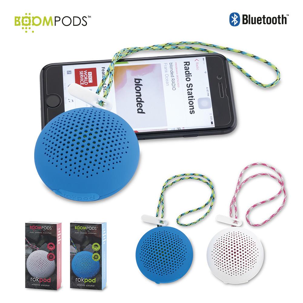Speaker Bluetooth Rockpod Boompods