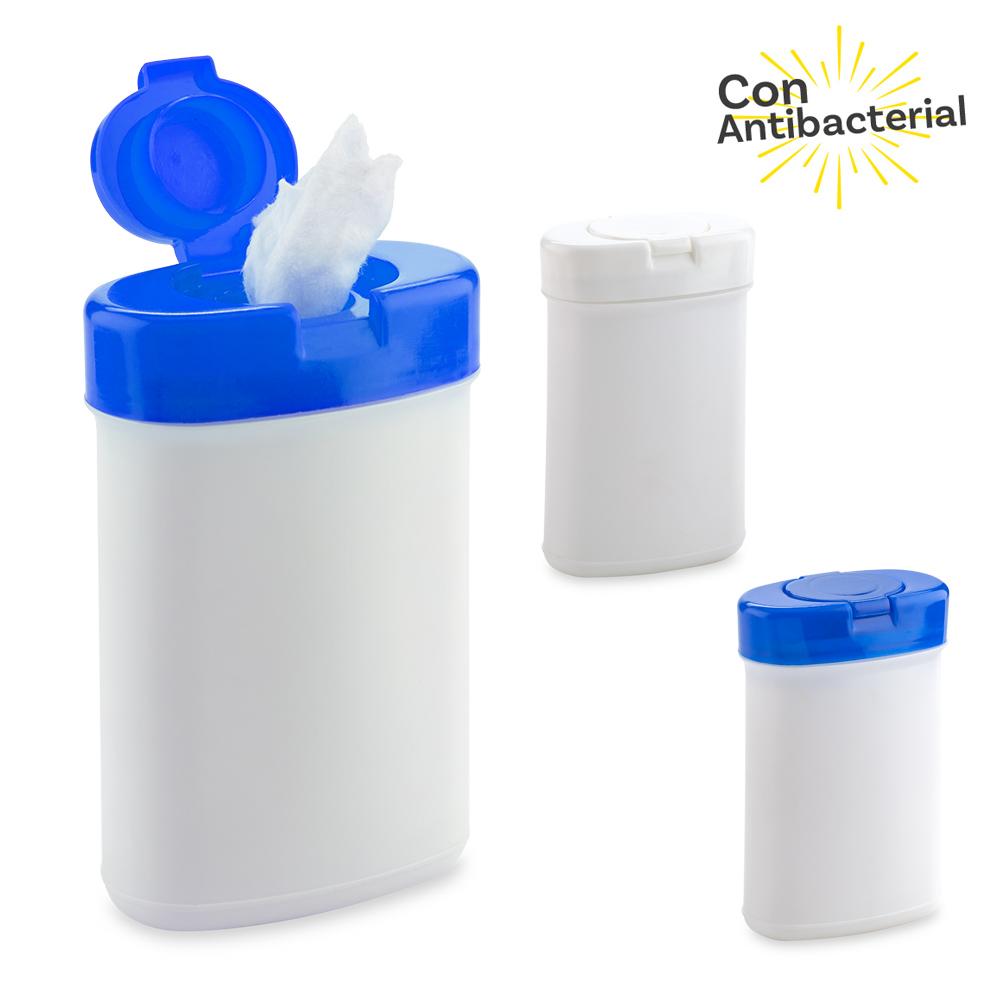 Paños Húmedos Antibacterial Klean 60und PRECIO NETO