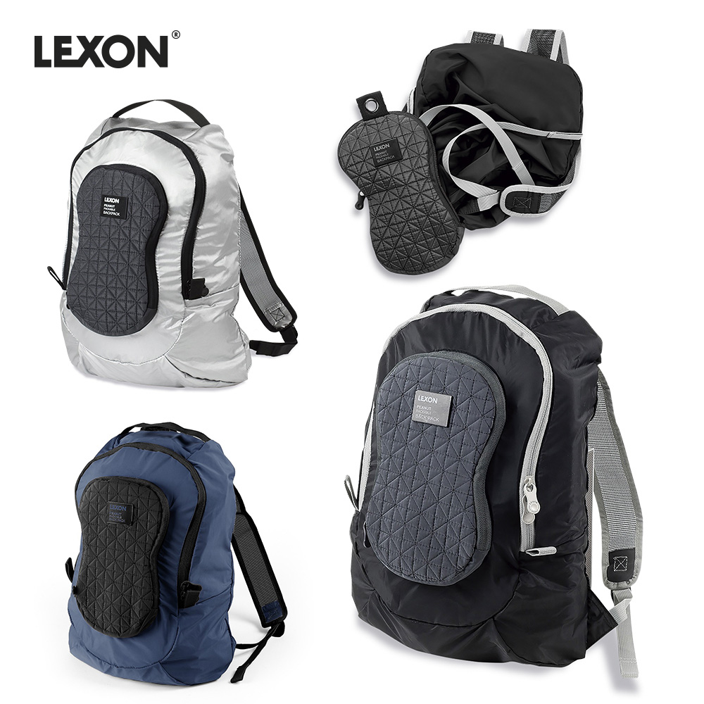 Morral Backpack Peanut Lexon - OFERTA