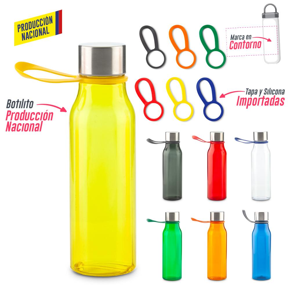 Botilito Plastico Zigor 570ml -Produccion Nacional