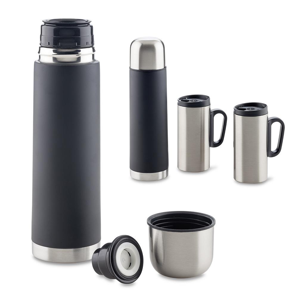 Set De Mugs Con Termo Vento