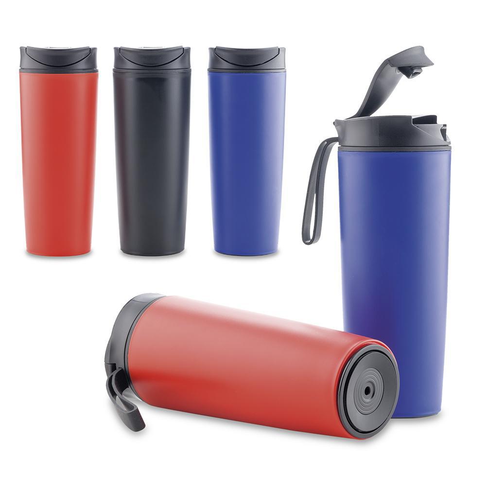 Mug Plástico Antideslizante 480ml
