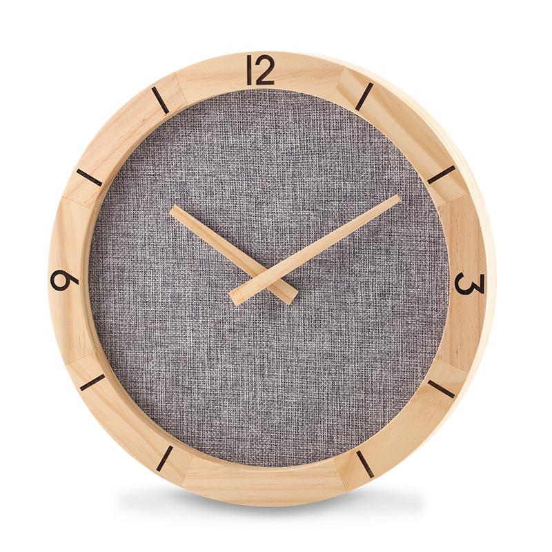Reloj De Pared Woody